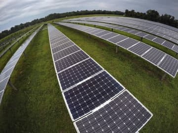 Low-income New Jersey families in particular need strong clean energy policies that put their needs first to ensure that they, too, can participate in the solar revolution, Mayor Reed Gusciora says. (Michael Mancuso/)