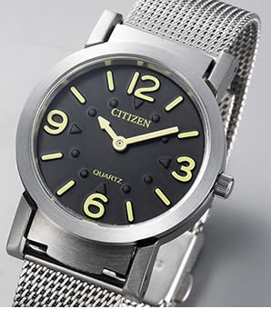視覚障がい者対応腕時計 AC2200-55E