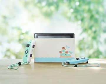 Nintendo Switch あつまれ どうぶつの森セット」の予約開始日が未定になった