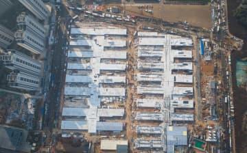 武漢市の雷神山医院、検収を終え引き渡し開始