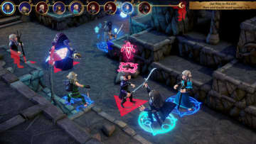 Netflix人形劇原作のタクティクスRPG『The Dark Crystal: Age of Resistance Tactics』配信開始