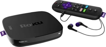 The Roku streaming device is one option for anyone looking to cut the cord. The Roku Ultra, seen here, is the company's top-of-the-line model. (Troy Dreier | For The Jersey Journal) (Troy Dreier/)