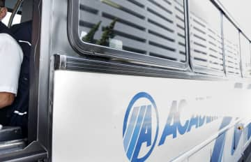 The Academy bus company accepted a $20,000 fine and will to implement ADA-compliant measures in an agreement over a dispute with a disabled veteran. (PennLive photo) (Dan Gleiter | dgleiter@pennlive./)