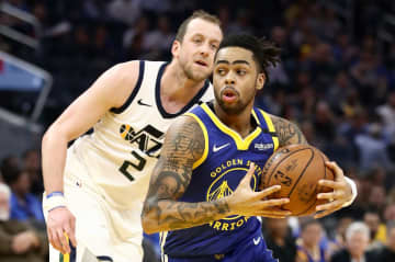Timberwolves introduce long-coveted point guard D'Angelo Russell