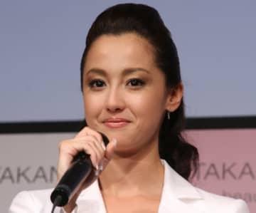 沢尻エリカさん(2010年撮影)
