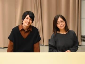 俳優・崎山つばさ「ある場所を思いっきりつねる」!?  睡魔に負けそうな受験生リスナーに伝授