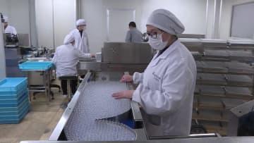 「リバビリン」が新型肺炎診療案に追加 急ピッチで生産進む