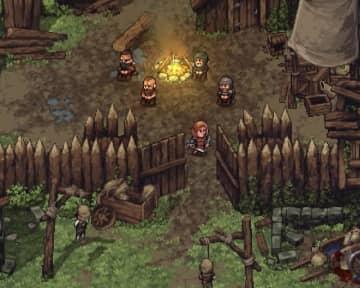 オープンワールドローグライクRPG『Stoneshard』早期アクセス開始―戦争中の王国で傭兵として生きる