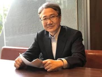 Naoko Iwanaga / BuzzFeed 日本感染症学会理事長の舘田一博さん