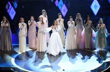 松たか子、アカデミー賞の舞台で熱唱!世界のエルサ女優と共に【第92回アカデミー賞】