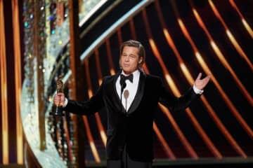 Brad Pitt 92nd Oscars, Academy Awardscredit: Blaine Ohigashi / ©A.M.P.A.S.