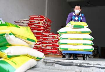 福建省の食糧市場、安定供給を確保