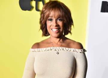 NEW YORK, NEW YORK - OCTOBER 28: Gayle King attends the Apple TV+'s