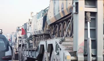 Turkey recently dispatched a task force consisting of at least 1,000 tactical vehicles equipped with aerial defense and firing capabilities in Idlib — the first-ever deployment in Syrian territory.