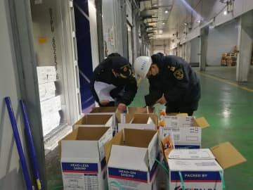 天津市、19年の食品輸入額840億元超