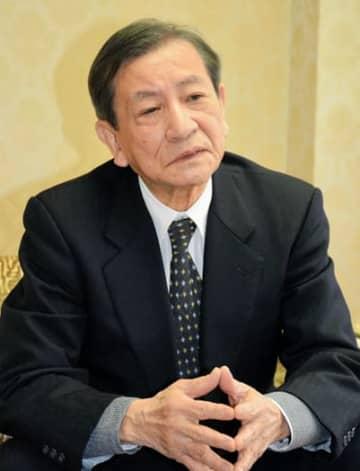45周年記念音楽祭への意気込みを語る三浦理事長