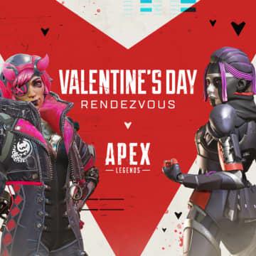 特別な人と二人組で戦え! 『Apex Legends』バレンタインイベントでデュオモードが復活