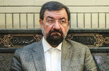 Mohsen Rezaee (photo credit: TASNIM NEWS AGENCY/WIKIMEDIA COMMONS)
