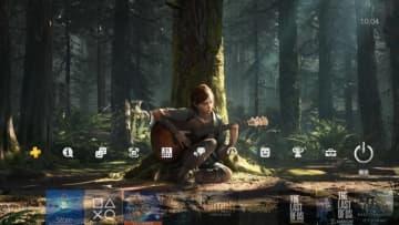 エリーの2つの顔が見られる『The Last of Us Part II』PS4用ダイナミックテーマが無料配信
