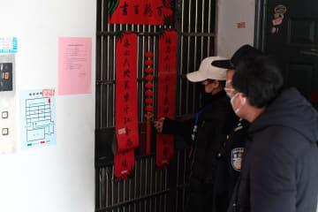 新型肺炎と闘う地域コミュニティー 浙江省杭州市