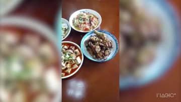 豊富な「隔離食」が示す地域コミュニティーの輪 浙江省杭州市