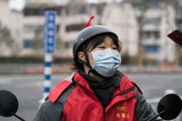 新型肺炎に立ち向かう温州市住民の日常 浙江省