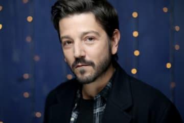 主演を務める予定だったディエゴ・ルナ - Rich Polk / Getty Images for IMDb
