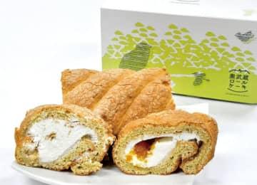 奥武蔵ロールケーキ