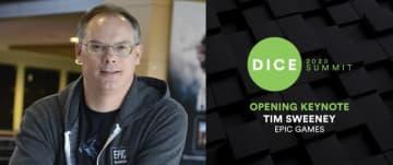 ティム・スウィーニー氏、DICE Summitの基調講演にてルートボックスやゲーム内の政治的主張を批判【UPDATE】