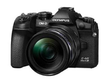 「OLYMPUS OM-D E-M1 Mark III 12-40mm PROレンズキット」