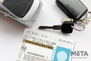 ※運転免許のイメージ