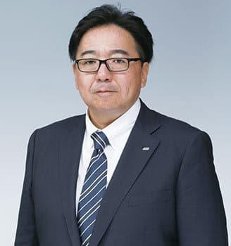 4月1日付で社長に就任する松本裕之・常務取締役