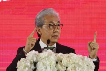 Deputy Prime Minister Somkid Jatusripitak