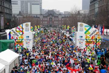 2019年の東京マラソン