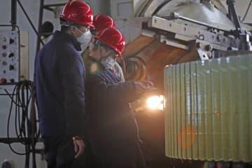 遼寧省瀋陽市の一部企業が操業再開