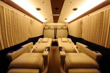 """ダイレクトカーズ Premium Free-Wagon 8 """"Luxury"""""""