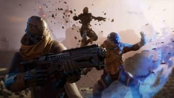 PS5/XSXでも登場する新作RPGシューター『Outriders』ゲームプレイ映像がお披露目!