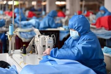 西安のアパレル企業、防疫物資の供給確保に尽力