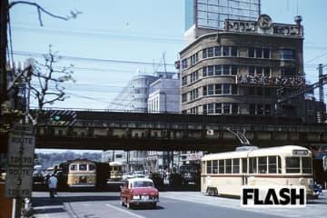 数寄屋橋(中央区)1960年4月23日