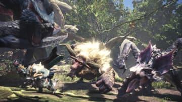 PS4『モンハン:アイスボーン』金冠サイズを狙える大連続狩猟が登場!最新イベントクエスト情報公開