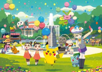 「ポケモンセンターメガトウキョー」がパワーアップして3月6日グランドオープン!初日より記念グッズ販売やキャンペーンも実施