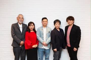 『AKIRA』スペシャル座談会集合写真