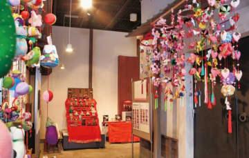 大和市内三資料館で「古民家でひな祭り」合同企画展開催  スタンプラリーも