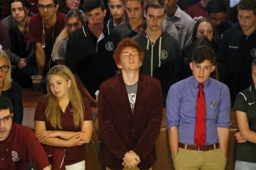 With national spotlight dimmed, Parkland students tackle the real struggle: Mental health