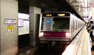 九段下駅に3線共通改札口、3/14から改札口出ず東西線 半蔵門線 新宿線へ乗り換え