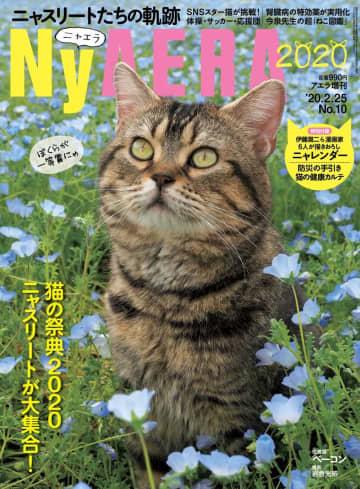 写真は、「NyAERA2020」(朝日新聞出版)