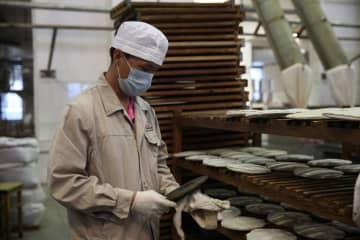 雲南省の製茶企業、勐海茶葉が操業を再開