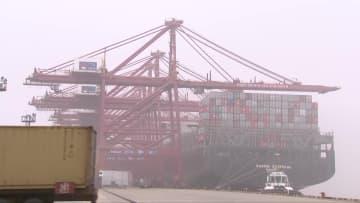 輸送を確保し企業活動再開を支援 寧波舟山港