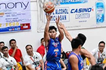 Pampanga 5, San Juan gain head start