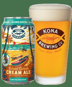 Kona Brewing Company公式サイトより